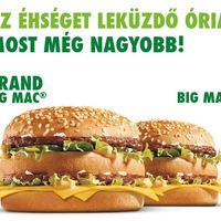 Újra Grand a Big Mac