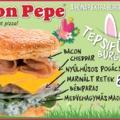 Húsvéti újdonságok a Don Pepében