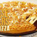 Ez lenne a világ legsajtosabb pizzája?