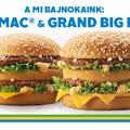 Ismét visszatért a Grand Big Mac