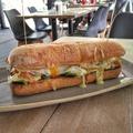 Halas szendvicsek királya - Salmon King