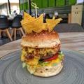 Hamburgerek nachos koronás királya - Mint a Moziban Burger