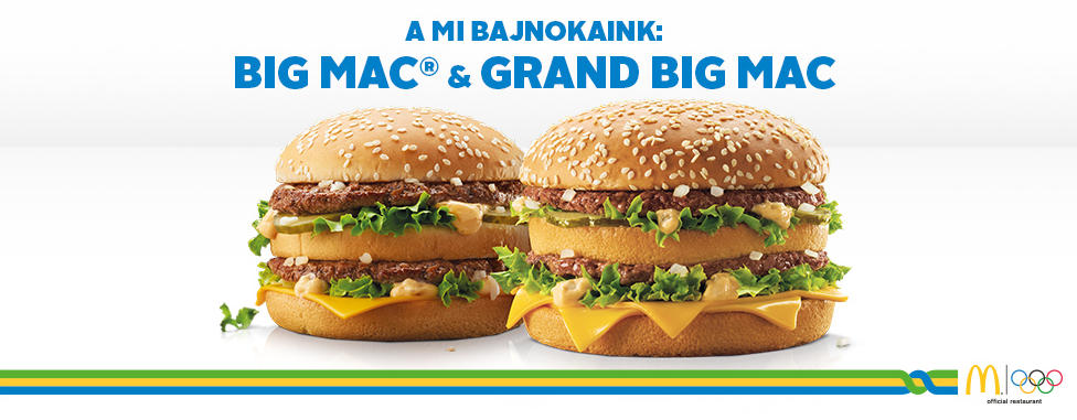 grand big mac - photo #9