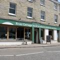 Rusztikus vacsora Hugh-nál - River Cottege Canteen, Axminster