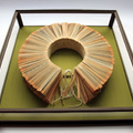 Papírszobor a Guggenheimben