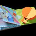Papírral kiterjesztett virtuális valóság