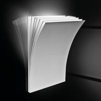 Papírköteg lámpa