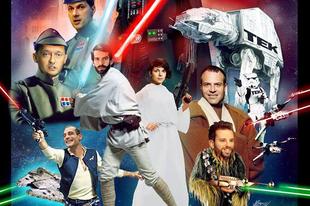 Zseniális Star Wars - magyar politika crossover videó a 2002-es kampányból