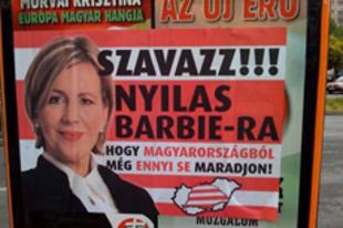 A Jobbik börtönbe dugná Morvai Krisztinát