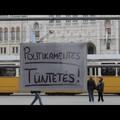 Politikamentes tüntetés nem létezik