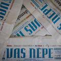A vidék sajtójának elrablása történelmi bűn
