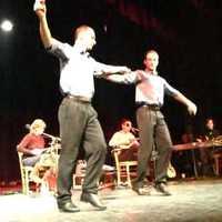 Zorba tánca (Sirtaki)