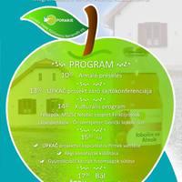 Meghívó - Felsőszölnöki Alma fesztivál 2014.10.04