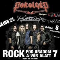 ROCK A VÁR ALATT 7. - A 'Metalbomba' nagyot fog robbani Tornán