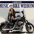 11. REBORN FLAMES MUSIC & BIKE WEEKEND - Motoros őrület Zselízen!
