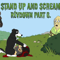 STAND UP AND SCREAM - Révdown Part 6. a Rock Club 25-ben