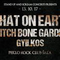 SUaS PRESENTS: WHAT ON EARTH, GYILKOS és WITCH BONE GARDEN koncert Sellyén!