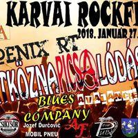XV. KARVAI ROCKFESZT - Jubileumi buli január végén!