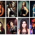 Énekesnők átalakulása #8 - Charlotte Wessels