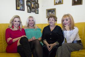 Nagyon vidám hangulatban telt a Femina Klub karácsonyi különkiadása