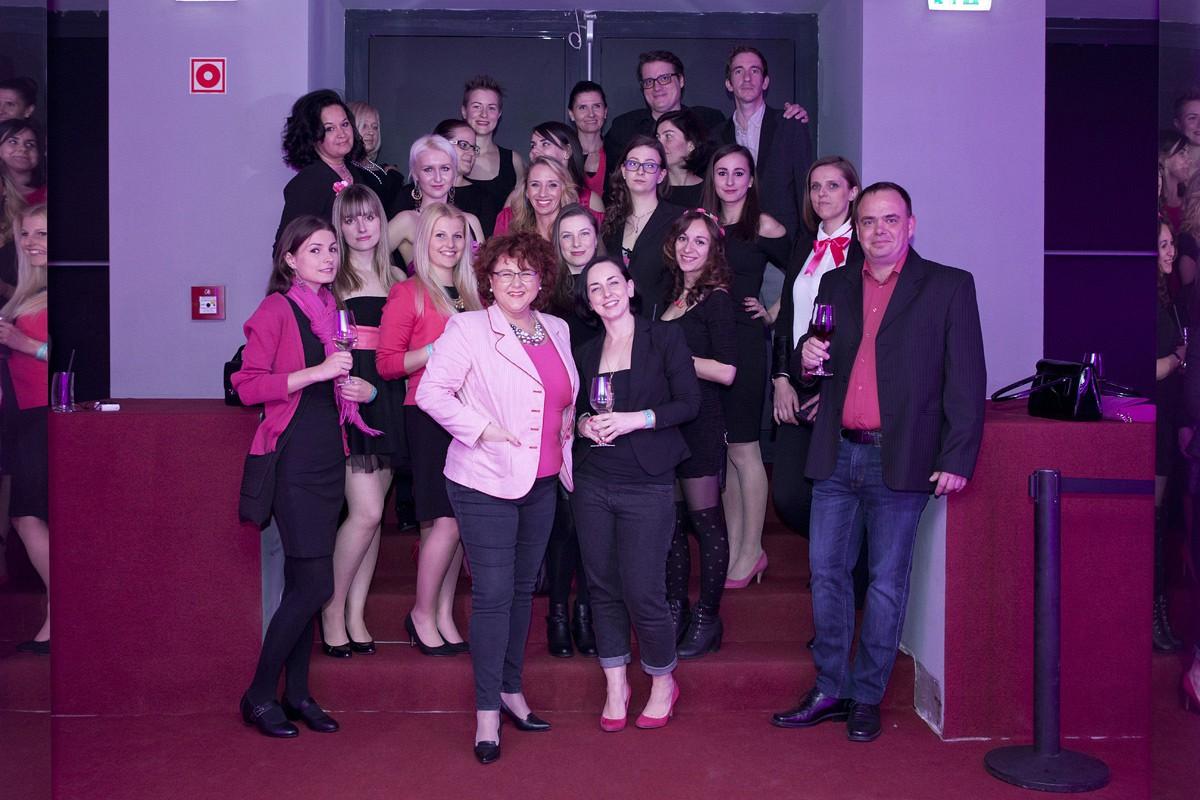 A Femina.hu csapata