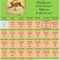 Kínai naptár 2011 március
