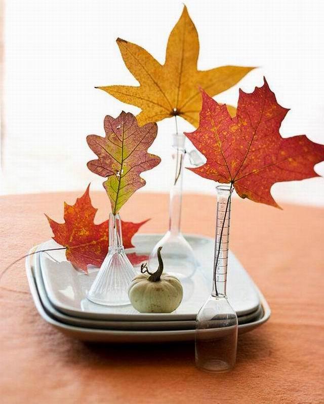 Vendégváró asztali díszek
