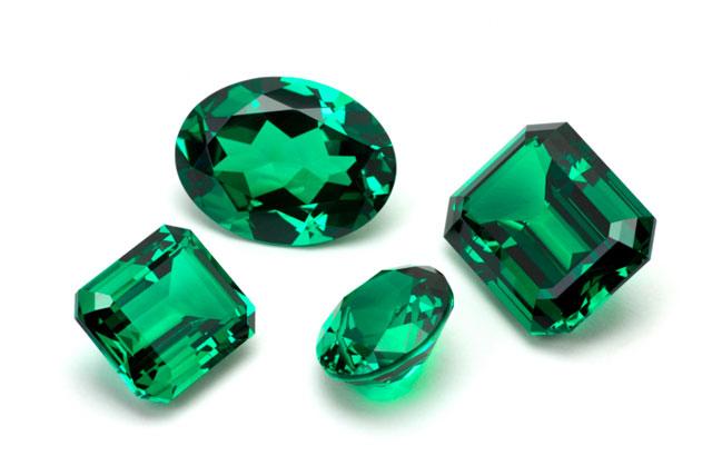Smaragdzöld, a pozitív változások színe