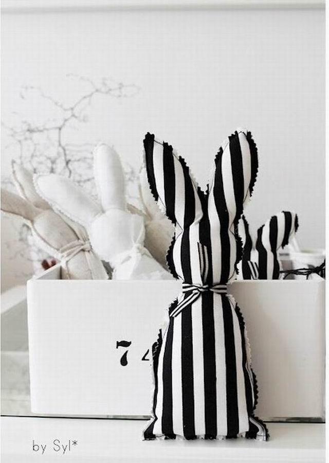Fekete-fehér húsvét