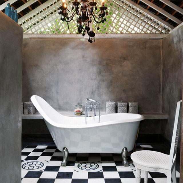 Stressz-űző fürdő