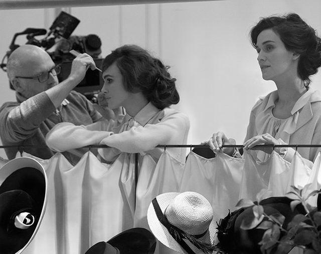 Karl Lagerfeld rövidfilmje Coco Chanelről