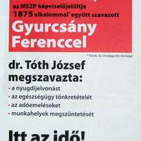 Az MSZP vagy a Fidesz hazudik?