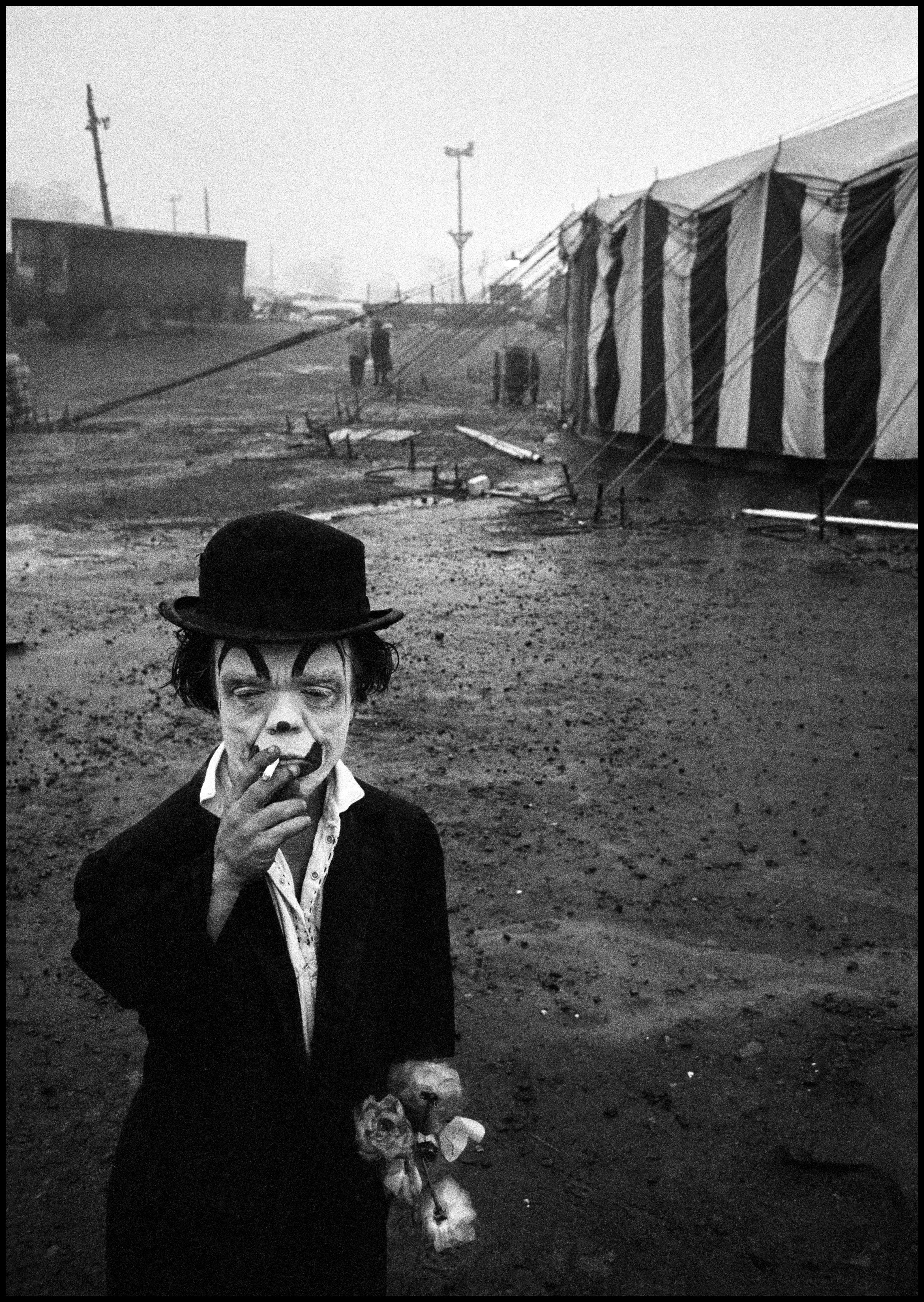 Jimmy Armstrong, The Palisades, New Jersey, 1958