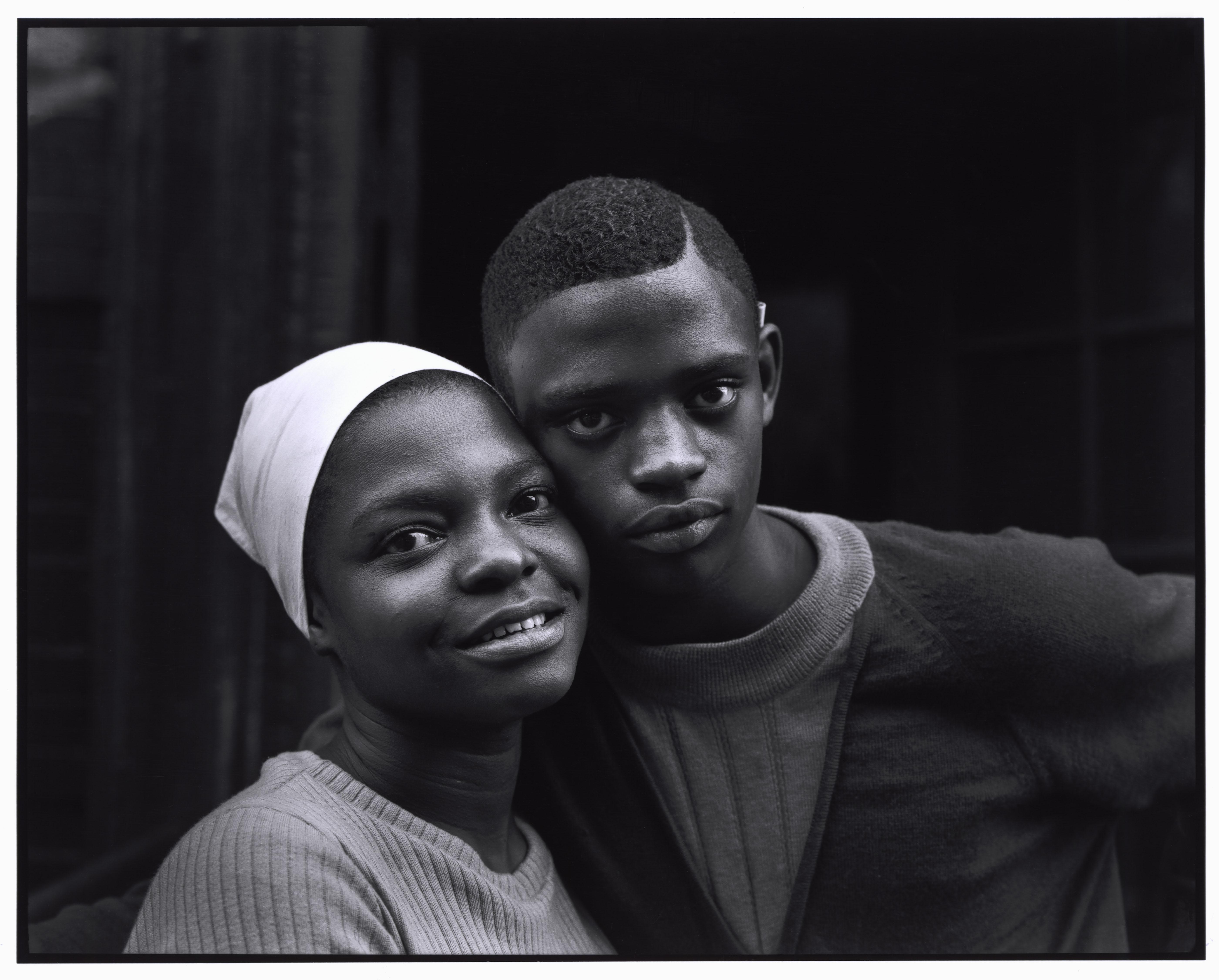 East 100th Street, Harlem, New York, 1966-1968