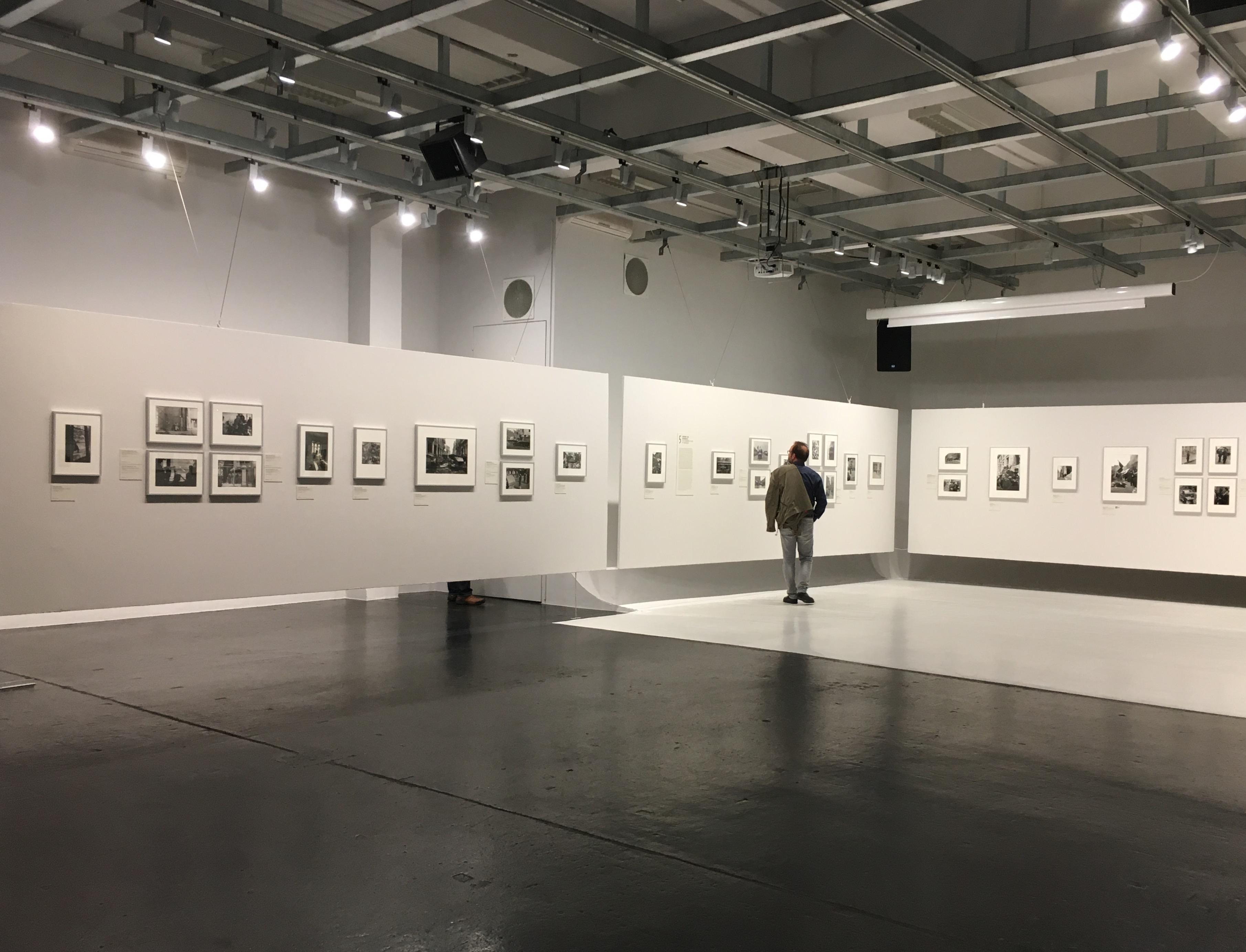 Kiállításbelső (Fotó: Fényerő Blog)