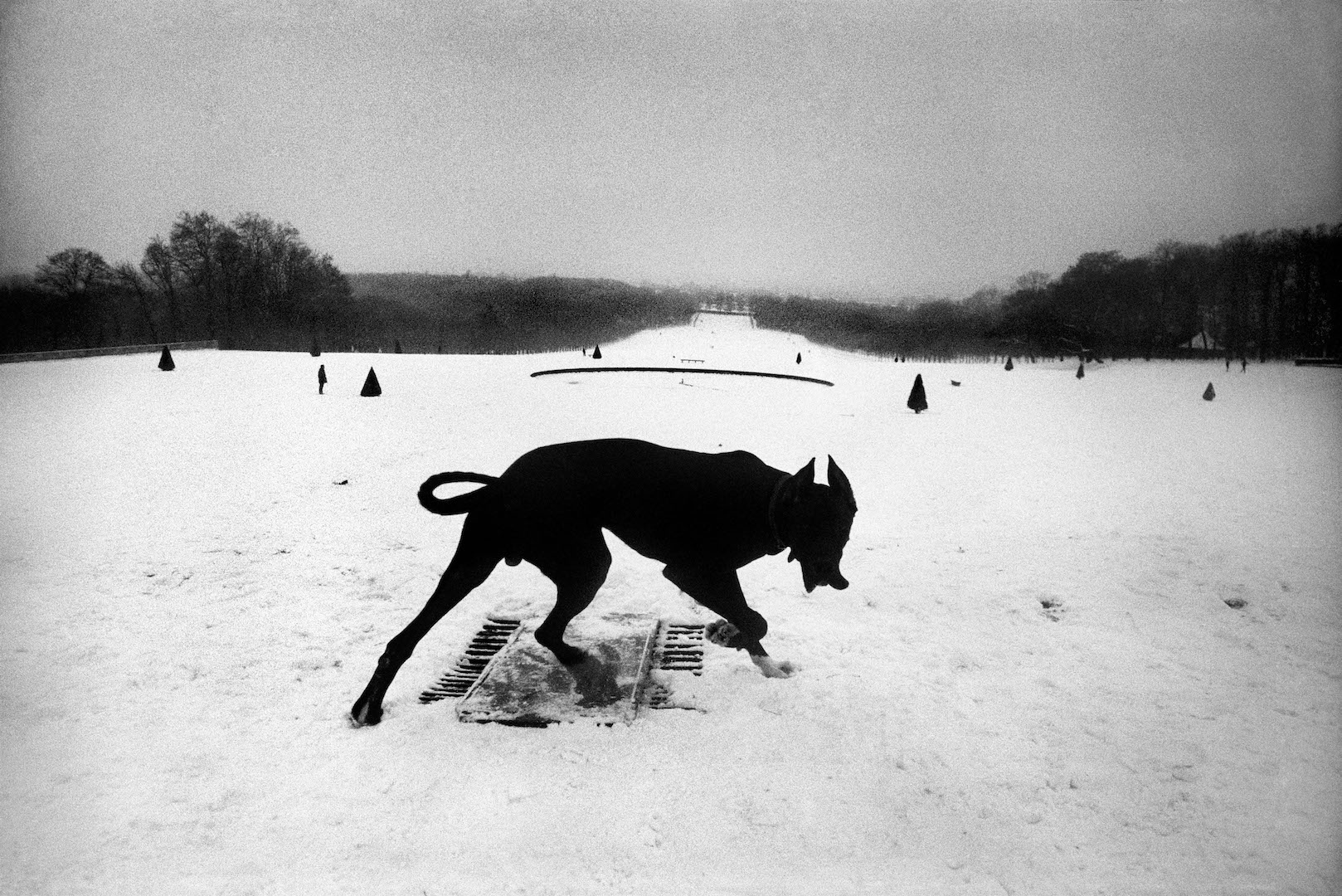 Josef Kuodelka: Franciaország, 1987<br />© Josef Koudelka / Magnum Photos © Centre Pompidou