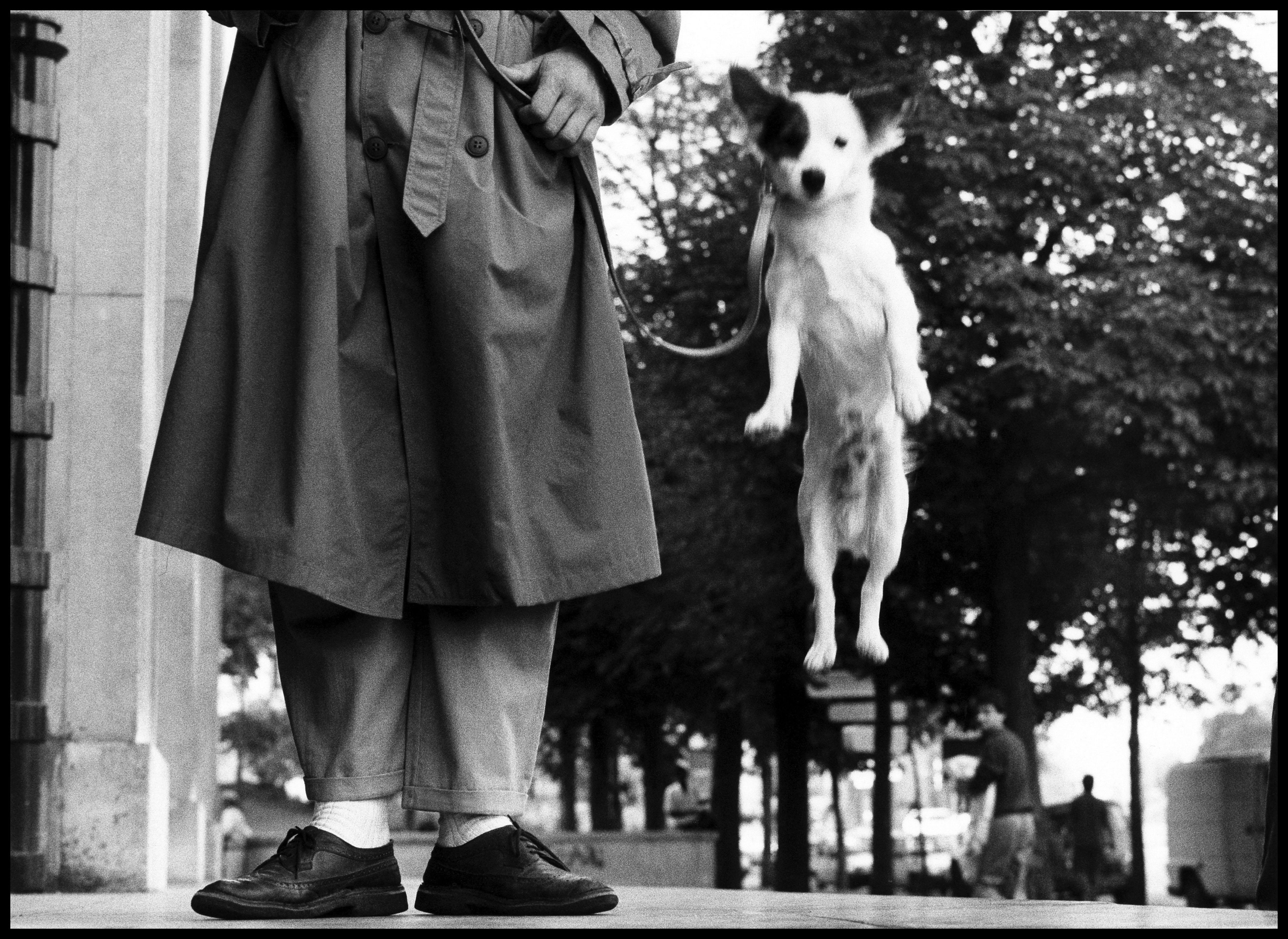 Párizs, Franciaország, 1989 © Elliott Erwitt / Magnum Photos<br />
