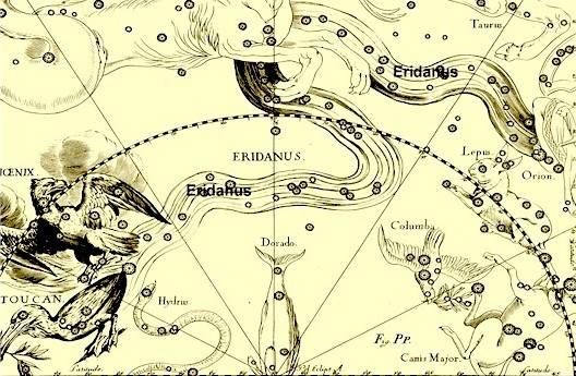 Az Eridanus-misztérium
