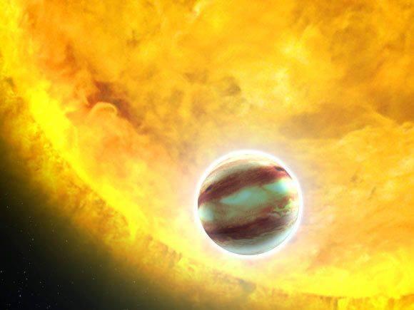 Jupiter-Uránusz trigon