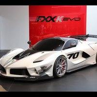LaFerrari FxxK Evo - the ultimate track weapon - First look