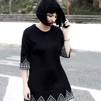 Portugal - Black total look