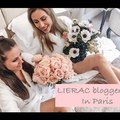 VLOG: LIERAC blogger trip in Paris