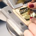 Egyedi meglepetés a Louis Vuitton-tól – Hot stamping