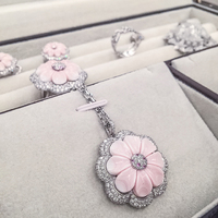 Caprice Dorottya Diamond Palace spring collection