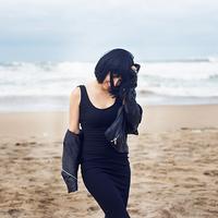 Portugal - Walking on the beach