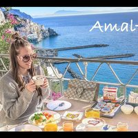 VLOG: A little dreamland in Italy - AMALFI