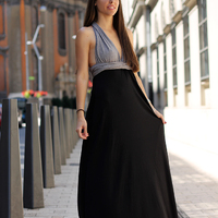 Multifaceted dress