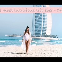 VLOG: The most luxurious trip ever - Dubai