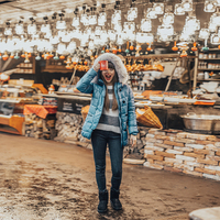 GAS Jeans - Christmas market mood in Budapest