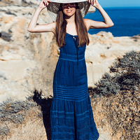 Portugal - Simple and sweet GAS Jeans dress